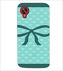 PrintDhaba Pattern D-2702 Back Case Cover for LG GOOGLE NEXUS 5 (Multi-Coloured)