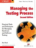 img - for Managing The Testing Process book / textbook / text book