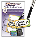 Child ID Backpack, Lunchbox and Diaper Bag Name Tags