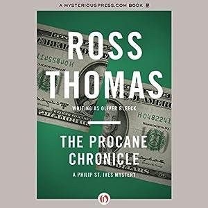 The Procane Chronicle Audiobook