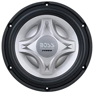 Boss Audio NX10FD ONYX Subwoofer