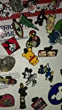 Disney Pins LOT of 50 Official Trading Set ++No Duplicates++