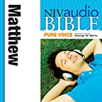 NIV Audio Bible, Pure Voice: Matthew |  Zondervan