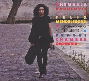 Félix Mendelssohn: Violin Concertos No. 1 & 2