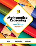 Mathematical Reasoning for Elementary Teachers (7th Edition)