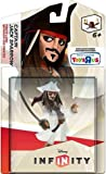 Disney Infinity Exclusive Game Figure CRYSTAL Jack Sparrow [Translucent]