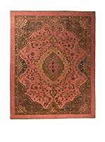 CarpeTrade Alfombra Deluxe Persian Vintage (Rojo/Marrón)