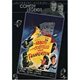 Abbott & Costello Meet Frankenstein ~ Bud Abbott