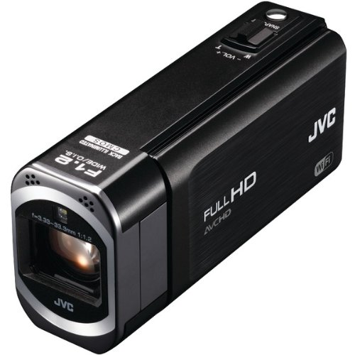 Jvc 10.0-Megapixel 1080P High-Definition Everio Digital Video Camera Gzvx700Bus