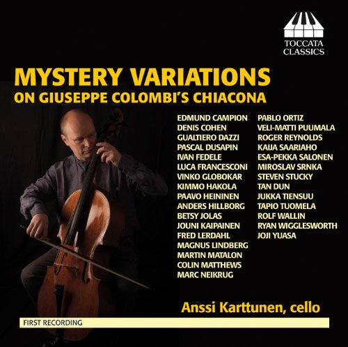 Buy Mystery Variations on Giuseppe Colombi's Chiacona From amazon