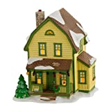 Department 56 a Christmas Story Village Farkus House, Lit House, 7.09-Inch