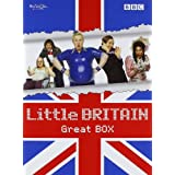 "Little Britain - Great BOX (Die komplette Serie mit den Staffeln 1-3 + Specials �Abroad� und �Live�) [8 DVDs]von ""Paul Putner"""
