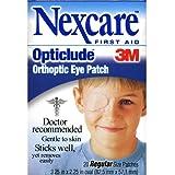 Nexcare Opticlude, Orthoptic Eye Patch 20 ea