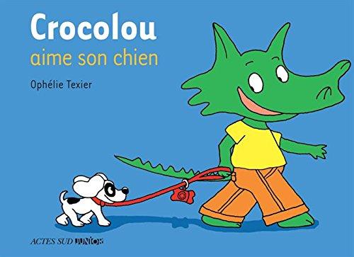 CROCOLOU : Crocolou aime son chien
