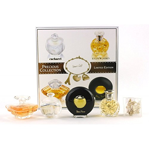Precious Precious Collection Limited Edition Mini Coffret: Tresor, Noa, Safari, Paloma Picasso, Bracelet, 5pcs
