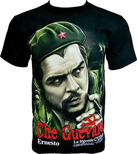rock-chang-t-shirt-che-guevara-la-legende-cuba-schwarz-r601-3xl