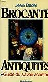 echange, troc Jean Bedel - Brocante, antiquités