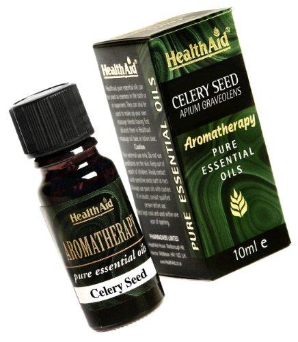 HealthAid Celery Seed (Apium graveolens) Oil 10ml