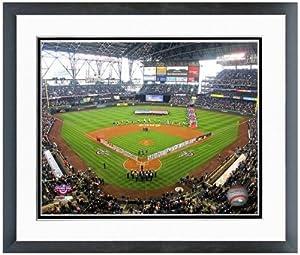 Seattle Mariners Safeco Field MLB Stadium Photo 12.5 x 15.5 Framed by MLB
