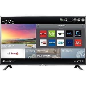 LG Electronics 60LF6100 60-inch 1080p 120Hz Smart  LED TV (2015 Model)