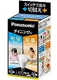 Panasonic LED電球 光色切替タイプ(ダイニング向け)9.0W (昼光色/電球色相当) 口金E26タイプ LDA9GKUDNW