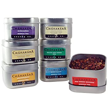 Chanakara Loose Leaf Tins