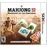 Mahjong 3D - Nintendo 3DS