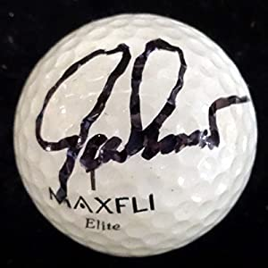 Joe Durant Autographed Maxfli Golf Ball PSA DNA #Q18944