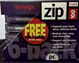 Iomega - 6 x ZIP - 100 MB - PC - storage media