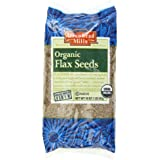 Flax Seed (Organic) Arrowhead Mills 1 lbs Bulk