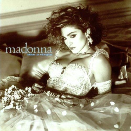 Original album cover of Like A Virgin by Madonna