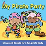 My Pirate Party Music CD