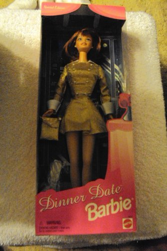 Special Edition Dinner Date Barbie - 1