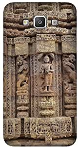 Stone Carving by Shivangi Shaily Printed Back Cover Case For Samsung Galaxy Grand Max