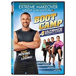 Extreme Makeover Weightloss Edition: Bootcamp