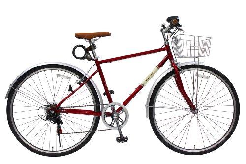 27インチ クロスバイク シマノ6 ...