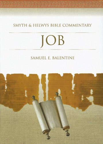 Job (Smyth & Helwys Bible Commentary) (Book & CD-ROM)