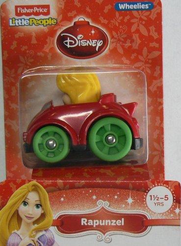 Fisher-Price Little People Wheelies Disney Rapunzel - 1