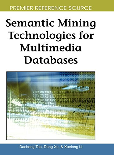 Semantic Mining Technologies for Multimedia Databases [Dacheng Tao] (Tapa Dura)