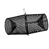 Frabill Black Minnow Vinyl Trap