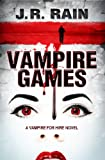 Vampire Games (A Samantha Moon Novel)