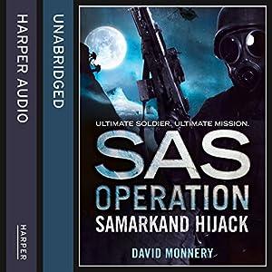 Samarkand Hijack (SAS Operation) Audiobook