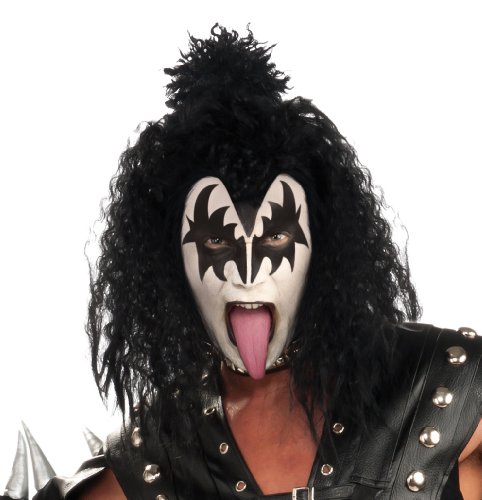 KISS(R) The Demon Wig 51912