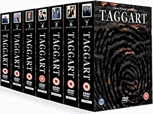 Taggart Collection [DVD](42 discs)