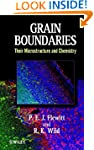 Grain Boundaries: Their Microstructur...