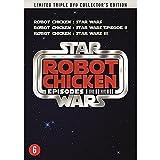 Star Wars Robot Chicken Episodes 1 2 3 Limited Triple DVD Collectors Edition