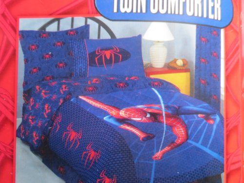 Spiderman Twin Comforter front-1080654