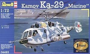 Revell - Maquette - Kamov Ka-29 Marine Support  - Echelle 1:72