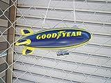 ★グッドイヤーの飛行船/ブリンプ(Sサイズ/58cm) 風船 タイヤ カーレース