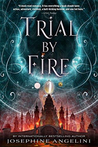 Trial by Fire (Worldwalker Trilogy)